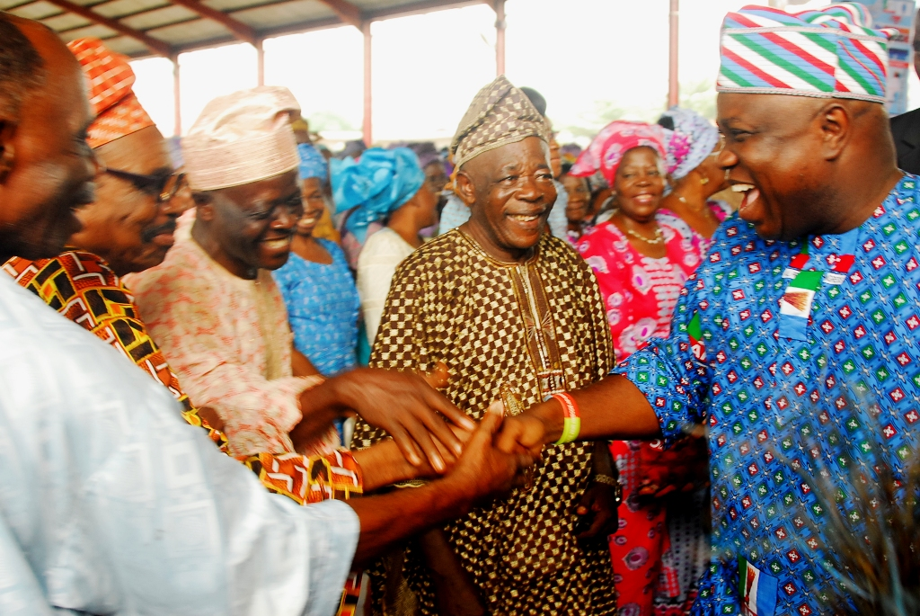 I'll Stand by Pensioners, Elderly – Ambode