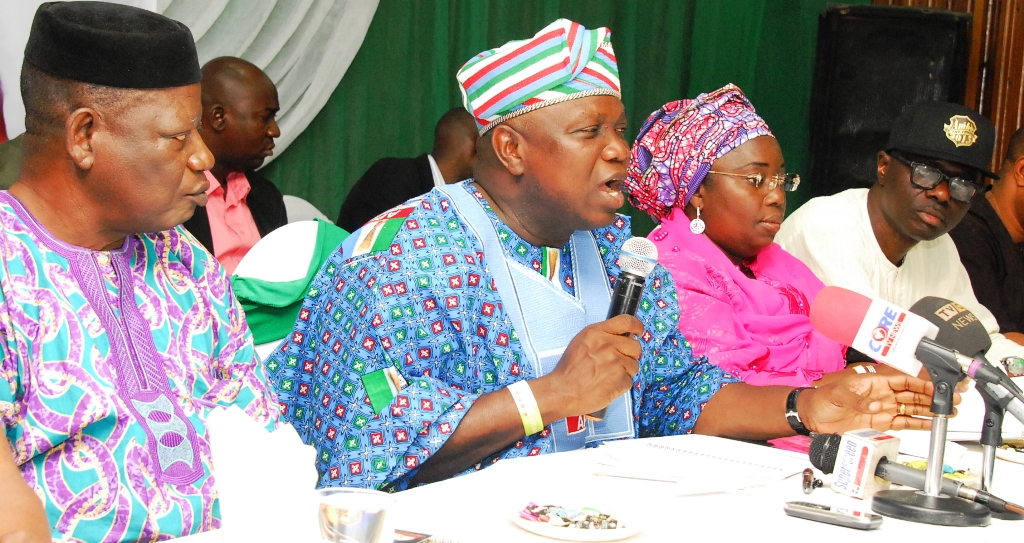 """I am Committed to Your Prosperity"" – Ambode Assures Workers"
