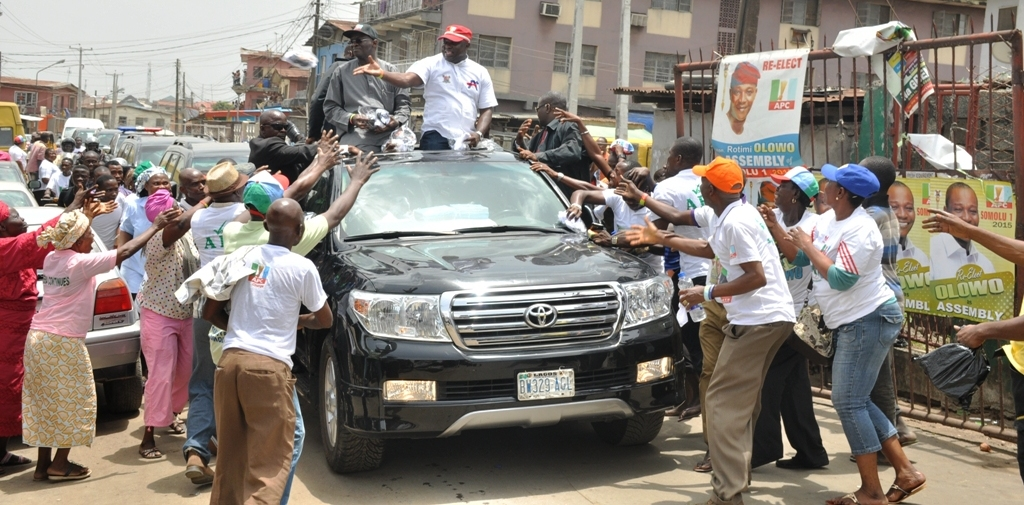 Ambode Roadshow Moves into Shomolu LGA