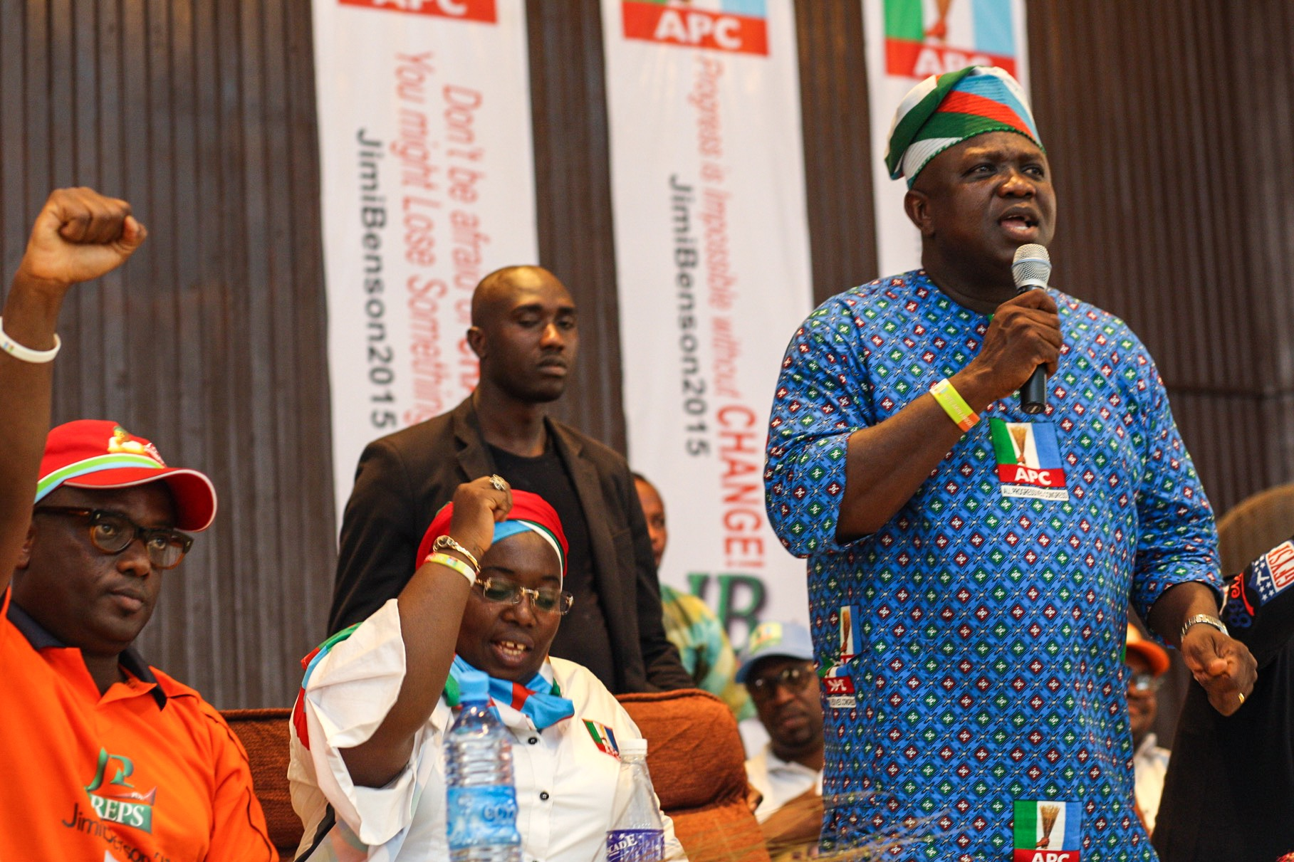 The Youths Will Be Made Prosperous – Ambode