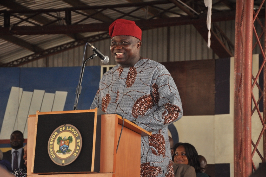 Akinwunmi Ambode Thanks Lagos Civil Servants