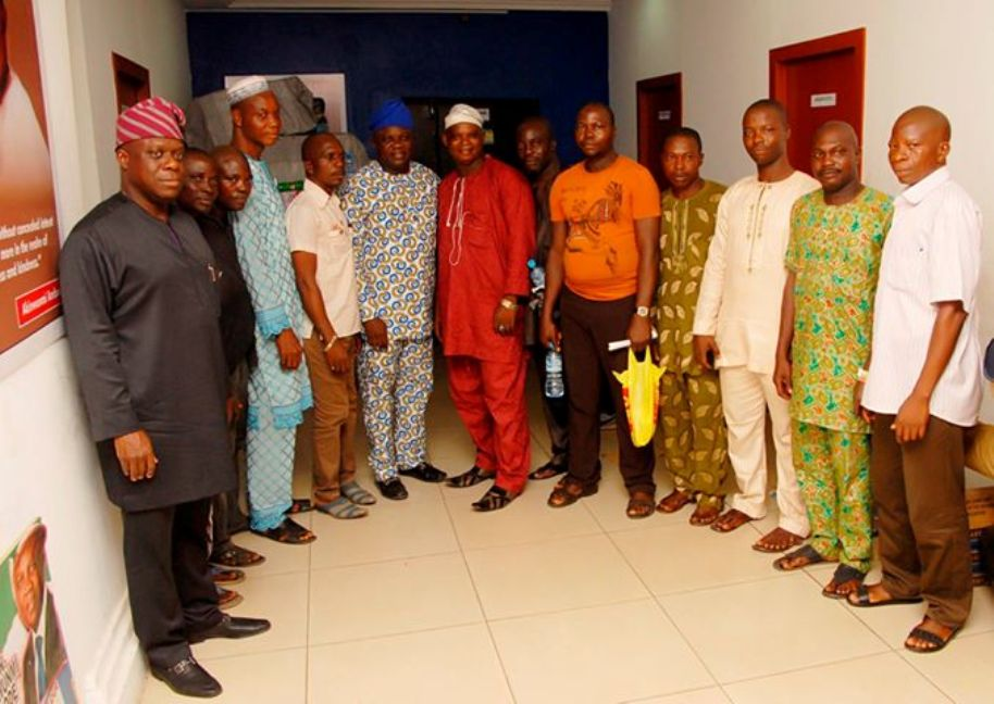 Lagos Vulcanizers Express Support for Ambode