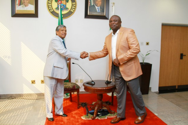 """Lagos is ready for investors"" – Governor Ambode assures Indian High Commissioner"