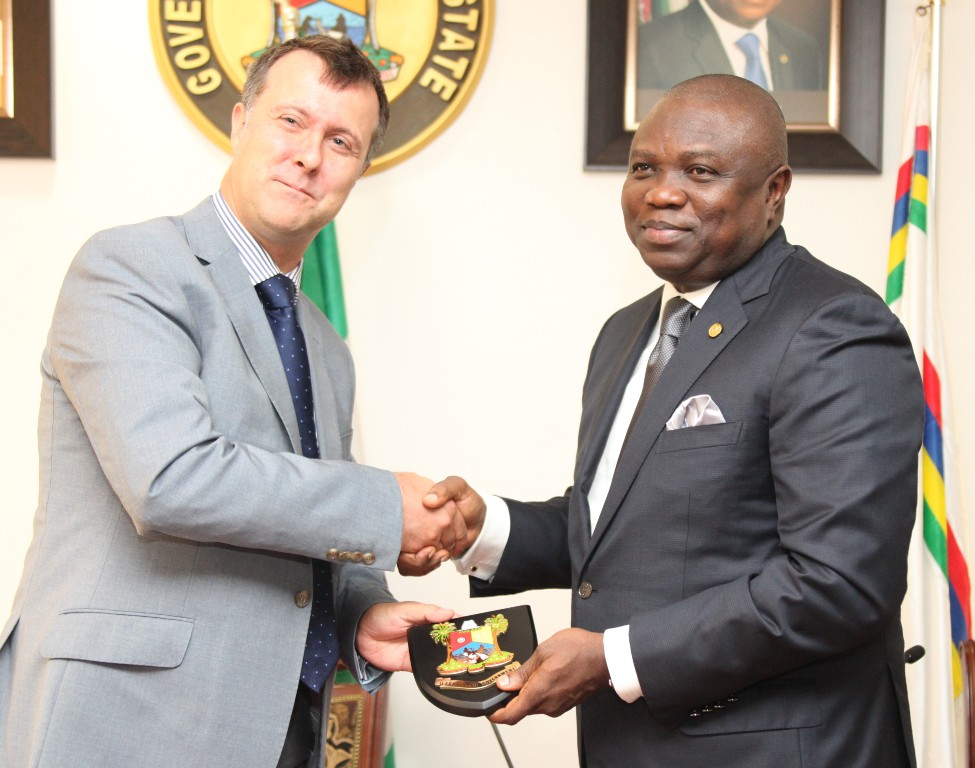 Lagos Development Plan on Course- Governor Ambode