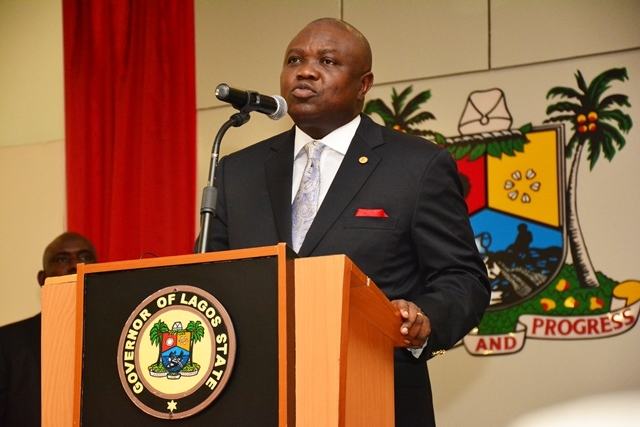 Image result for Akinwunmi Ambode lagos state governor