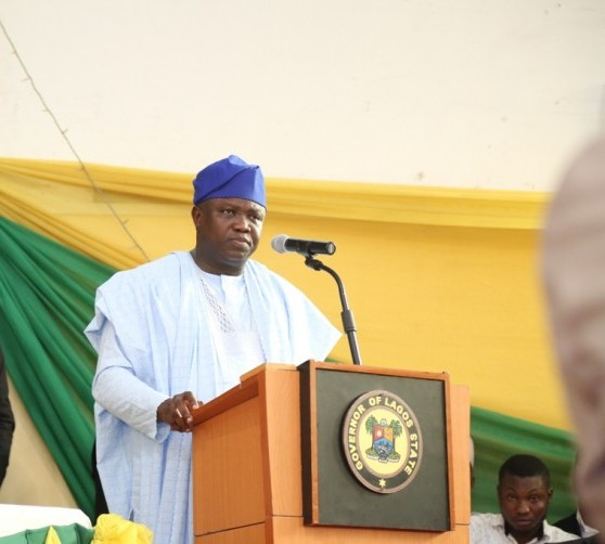 Breaking News: Governor Akinwunmi Ambode Approves Dissolution Of Caretaker Committees Of 57 LGs/LCDAs
