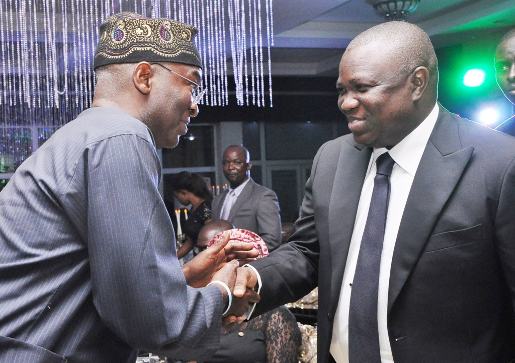Ambode Pledges Better Working Conditions for Judicial Workers