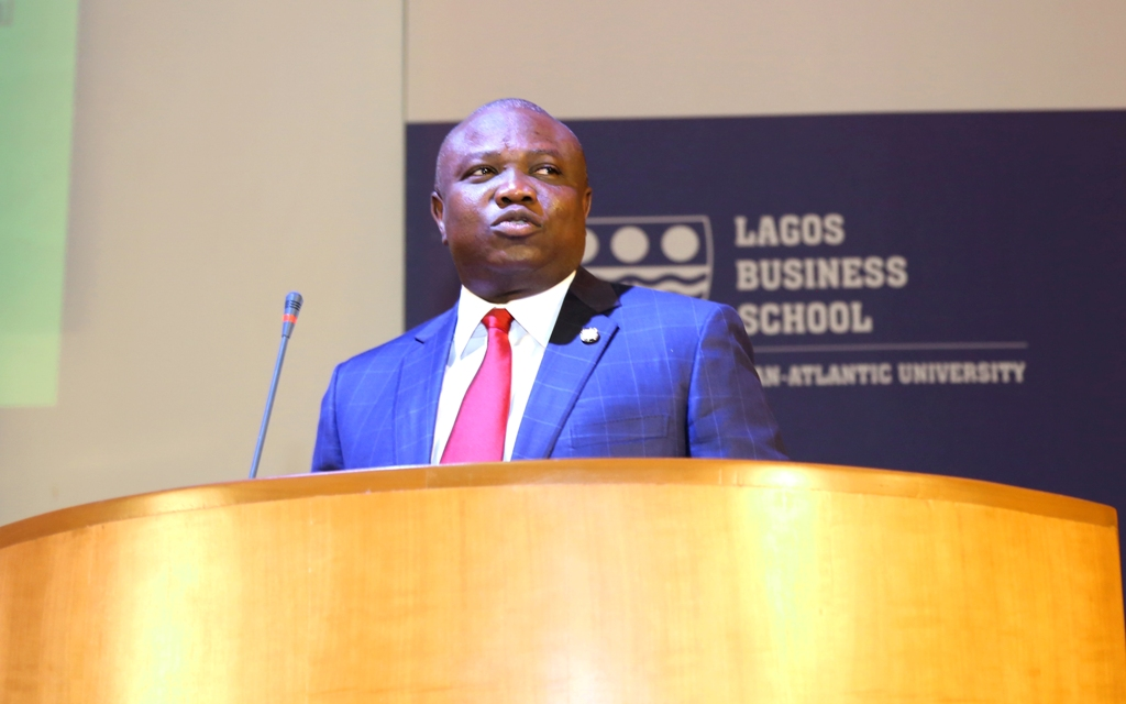 A Keynote Address Delivered by His Excellency, Mr. Akinwunmi Ambode, at The Lagos Business School Alumni Conference Held on Thursday 19th November, 2015