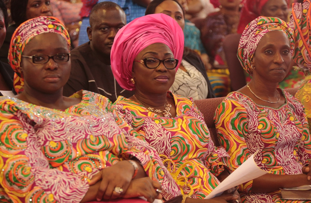 Bolanle Ambode Urges Physically Challenged To See Beyond Setback