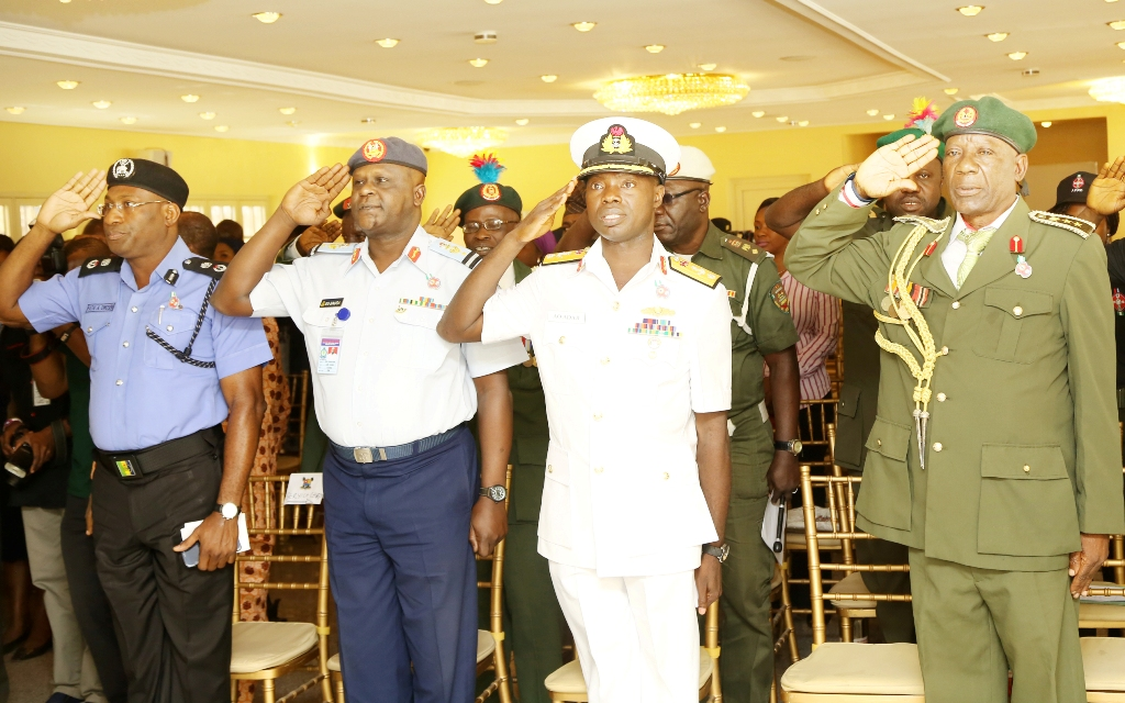 Ambode Drums Support For Military to Boost War Against Insurgency