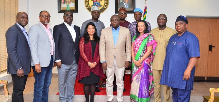 Lagos State Government Moves to Scale Up Land Administration in Lagos, Partners Thomson Reuters on GIS
