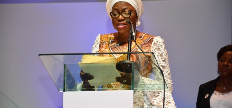 Mrs. Bolanle Ambode: Women Are Ready To Be Change Agents