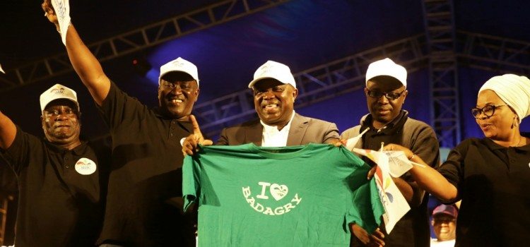 Pictures: Governor Ambode At One Lagos Fiesta, Badagry