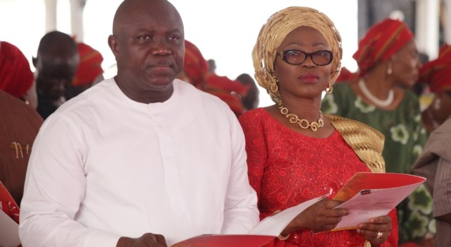 Nigeria Will Surmount Economic Challenges, Mrs. Ambode Assures