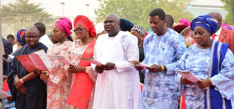 Address Delivered At The 2017 Annual Thanksgiving Service Held On Sunday 8th January, 2017 At The Lagos House, Ikeja