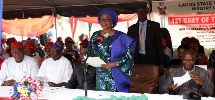 Immunize Your Children Against Killer Diseases, Mrs. Bolanle Ambode Counsels Mothers