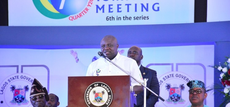 Lagos State Government Earmarks 181 LG Roads For Construction In 2017