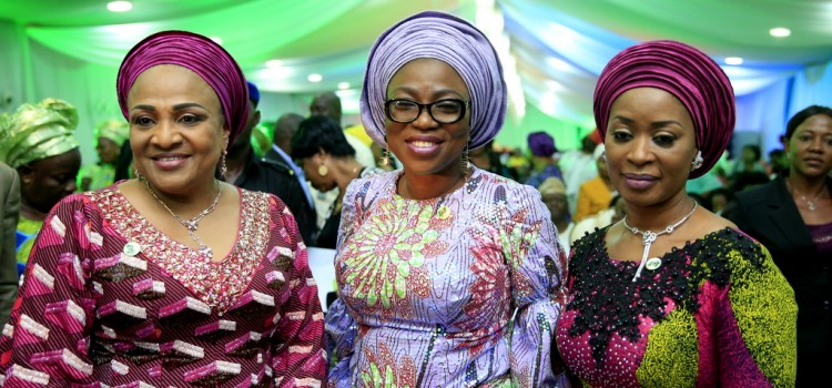 Take A Stand Against Corruption, Mrs. Bolanle Ambode Charges Women