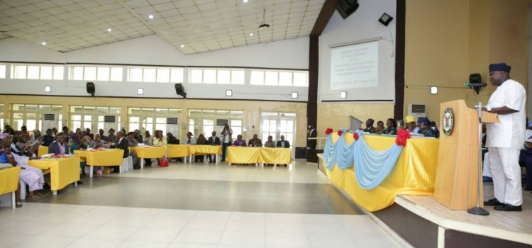 Address Delivered At The Opening Of The 3rd Edition Of The Summit Of The Association Of Retired Heads Of Service And Permanent Secretaries (ALARHOSPS) Held On Tuesday 18th April, 2017 At Adeyemi Bero Auditorium