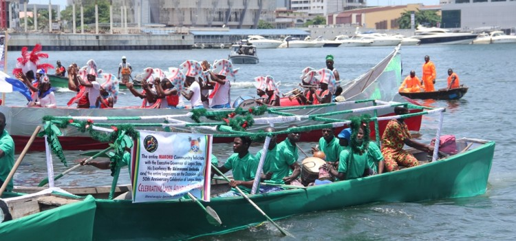 Address Delivered At The Boat Regatta Event In Celebration Of The 50th Anniversary Of The Creation Of Lagos State On Saturday 15th April 2017.