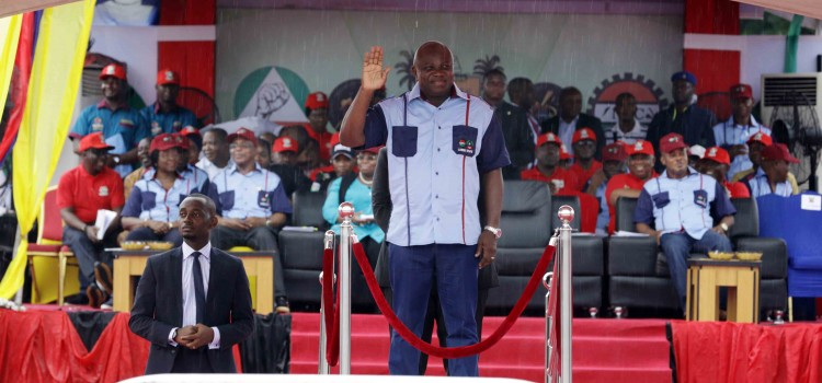 """Keynote Address Titled """"Celebrating The Workers Oiling The Progress Of Lagos State"""" Delivered On The Occasion Of May Day Celebrations"""
