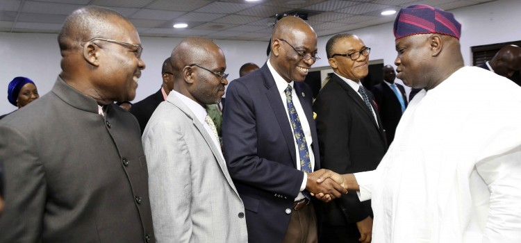 LASG Swears-In New LASIEC Commissioners, DG Safety Commission, Others
