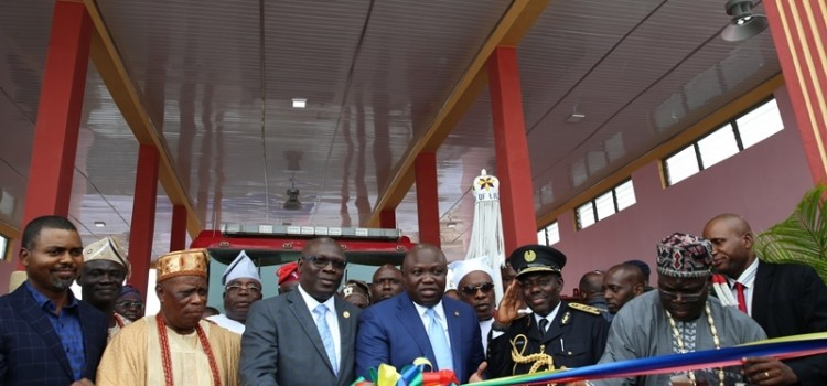 Address Delivered At The Commissioning Of The Rehabilitated Epe Fire Station At Itamarun Epe On Thursday 6th July, 2017