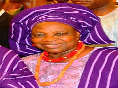 Governor Akinwunmi Ambode Condoles With Ex-Osun Gov., Bisi Akande, Over Death Of Wife