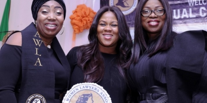 Mrs. Bolanle Ambode Tasks Women Lawyers On Gender Equality, Child Rights