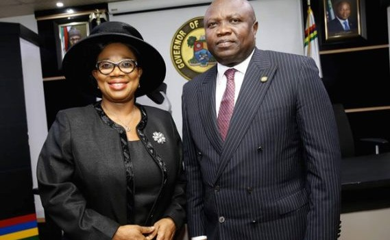 Discharge Your Duties With Wisdom, Integrity, Governor Ambode Urges New Acting CJ