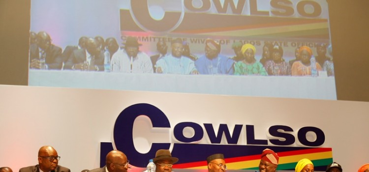 A Goodwill Message Delivered At The Opening Of The 2017 Annual National Women Conference Organised By The Committee Of Wives Of Lagos State Officials (COWLSO)