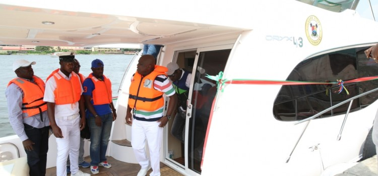 Lagos Targets 2Million Passengers On Water Daily