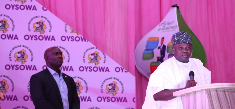 Goodwill Message Delivered At The 6th Oyo State Officials' Wives Association (OYSOWA) National Women's Summit 2017 Held At The International Conference Centre, University Of Ibadan
