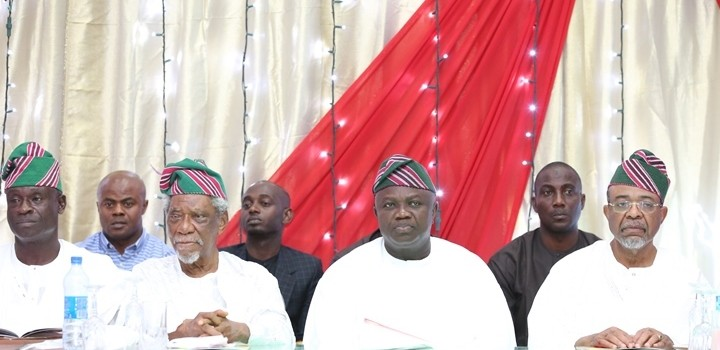 Remarks Delivered At The Yoruba Tennis Club Christmas Eve Dance Held At The Yoruba Tennis Club, Onikan, Lagos
