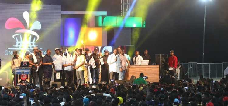 Pictures: Governor Ambode At 2017 One Lagos Fiesta, Epe