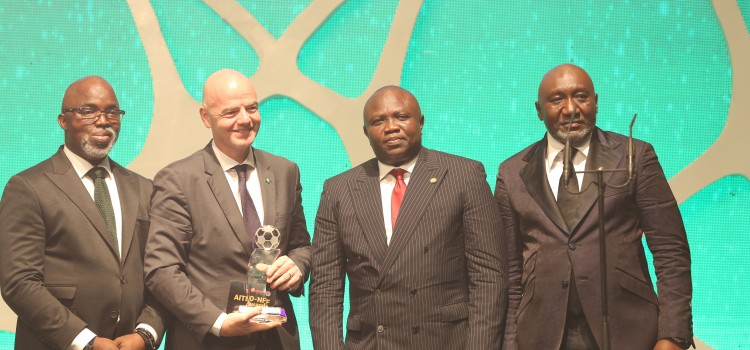 Remarks Delivered By Governor Akinwunmi Ambode At The 2018 Nigeria Football Federation (NFF-AITEO) Awards