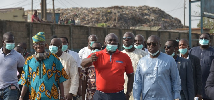 Location Of Olusosun Dump Site Unhealthy, Insists LASG