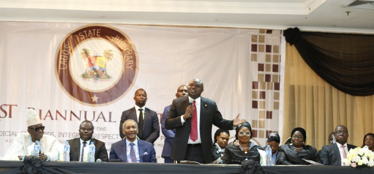 Judiciary, Security Sector Reforms Targeted At Growing Lagos GDP