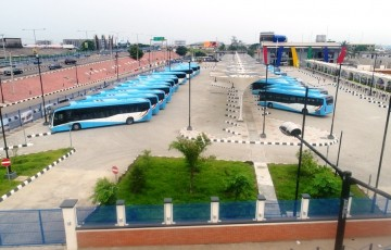 Lagos Bus Reform; New Buses Arrive In Batches