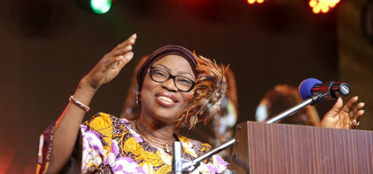 Mrs. Bolanle Ambode Urges Lagosians To Continue To Support Government's Policies