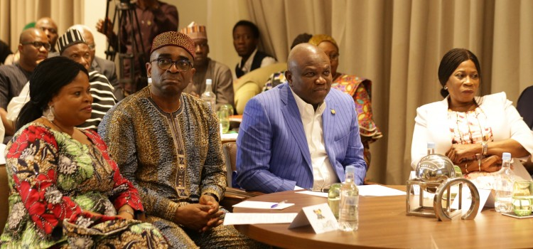 Opening Address By Governor Ambode, As The Chief Host of The 2nd National Committee On Export Promotion Meeting