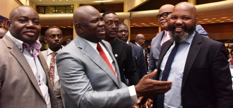 Governor Ambode Woos Investors At Water Transport Roundtable