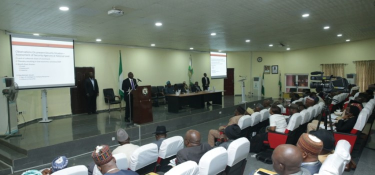 """Cultural Values, National Security And Challenges Of Contemporary Governance: Perspectives From Lagos State Experience"" – A Lecture Delivered By His Excellency, Mr. Akinwunmi Ambode, At The The Institute For Security Studies"