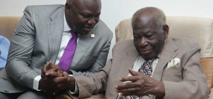 Chief Akintola Williams Is A True Nigerian We Should All Be Proud Of