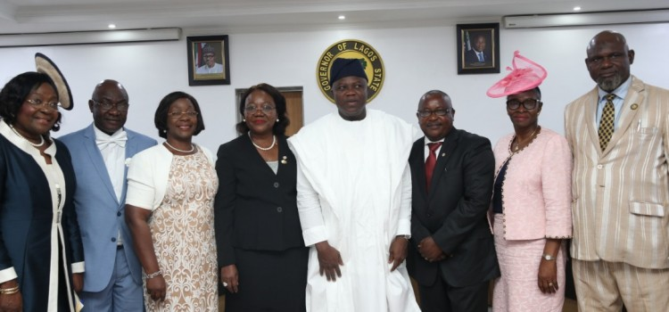 Governor Ambode Charges New Perm Secs To Prioritize Efficient Service Delivery