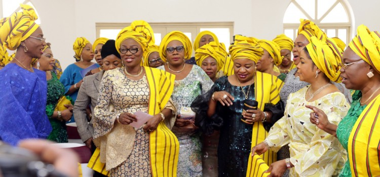 "Pictures: COWLSO Holds Annual Thanksgiving Service, Tagged: ""Celebration of God's Goodness"", At The State House Chapel, Alausa, Ikeja"