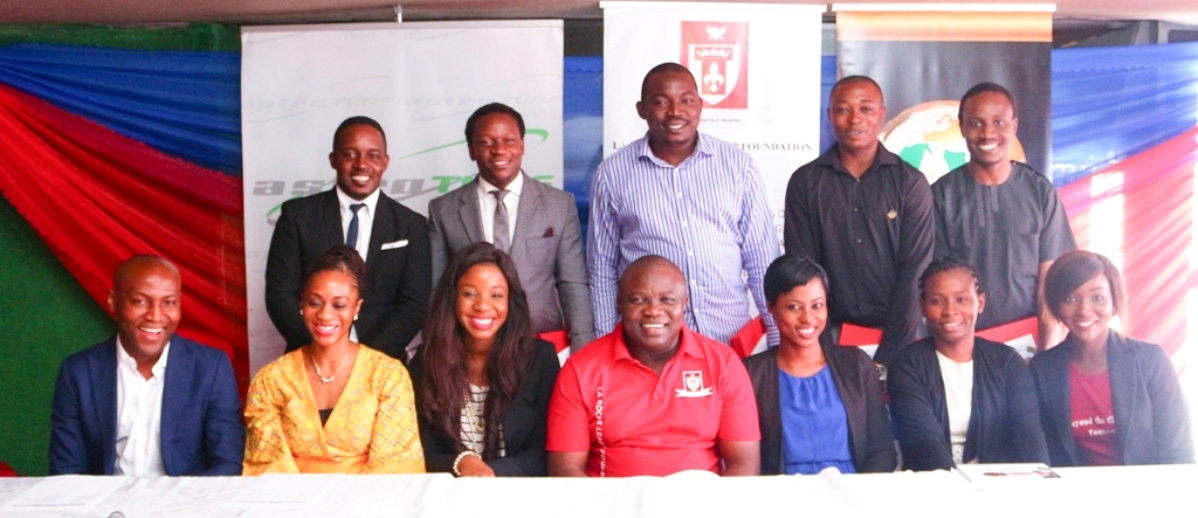 LA ROCHE FOUNDATION CELEBRATES EXCEPTIONAL YOUTHS IN LAGOS SOCIETY