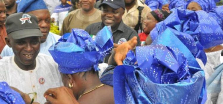 EPE WELCOMES THEIR SON, AS ETI-OSA LGA ALSO ENDORSES AKINWUNMI AMBODE