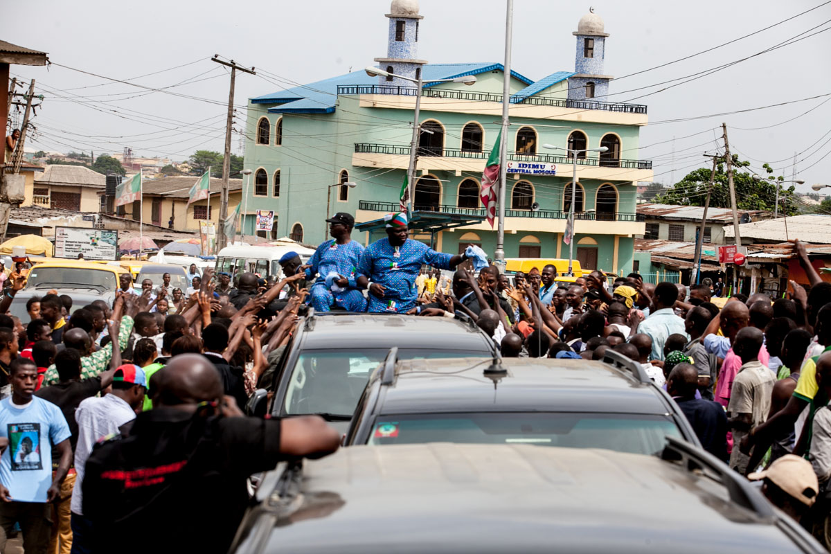 The Ambode Roadshow Berths In Alimosho