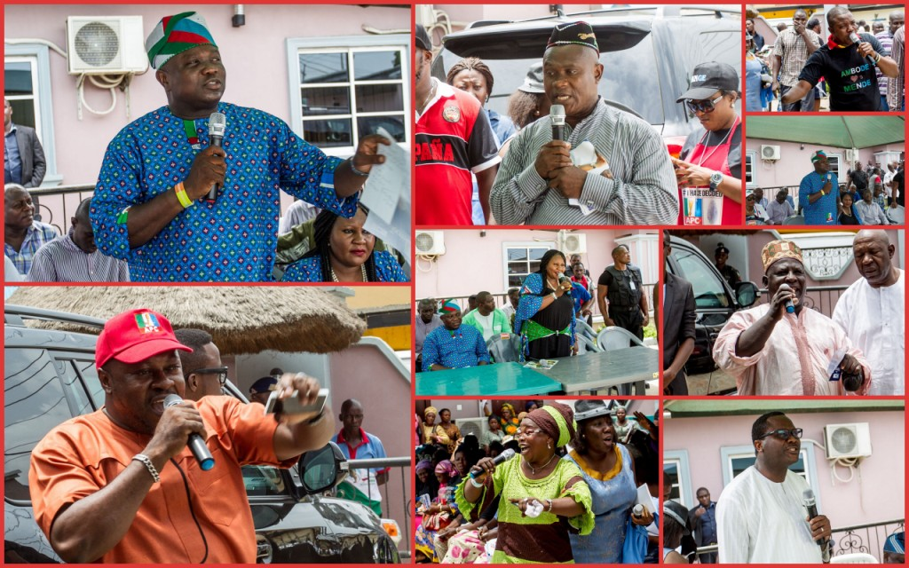 Mende Residents Declare Support for Ambode